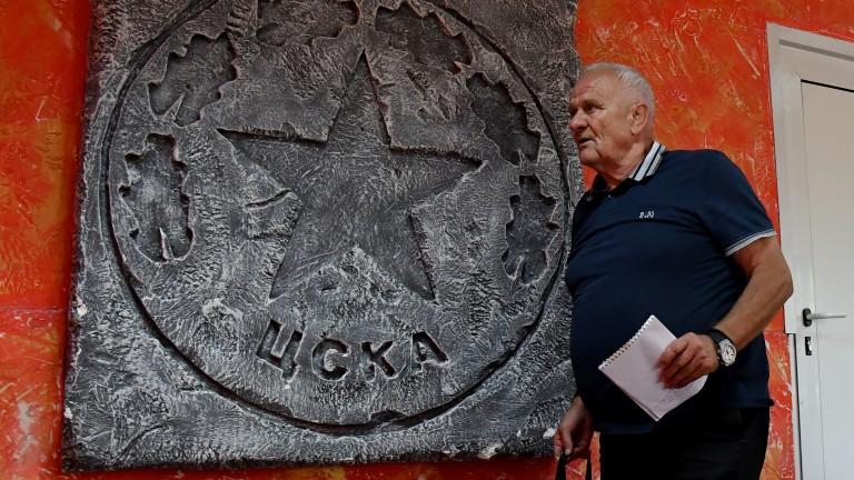Люпко Петрович: Има вариант да си тръгна от ЦСКА, предстои ми среща с Ганчев
