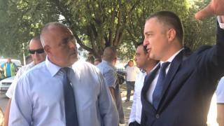 """Борисов даде старт на разширението на бул. """"Васил Левски"""" във Варна"""