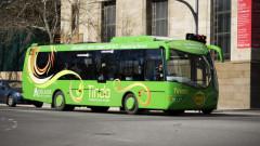 След 7 години половината автобуси в света ще са електрически