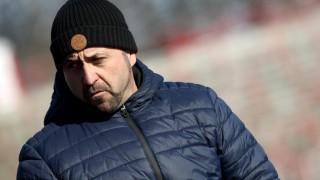 Владимир Димитров: Пирин от три положения вкара две, проспахме първото полувреме