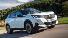 Peugeot e-2008 - защо един джип може да бъде градски
