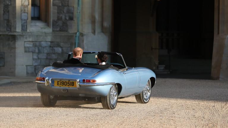 В събота, 19 май, принц Хари и Меган Маркъл се