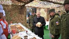 Путин инспектира ученията: Русия е мирна държава, но ще подсили армията
