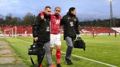Основни футболисти на ЦСКА ще бъдат готови за дербито