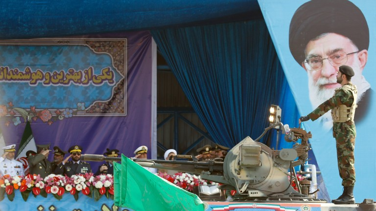 Началникът на генералният щаб на въоръжените сили на Иран отхвърли