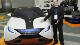 BMW одобри проект на 21-годишен българин