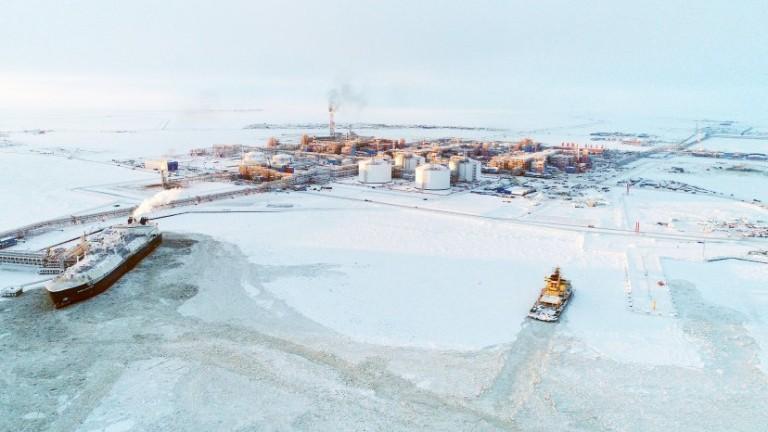 Богатият на природен газ Ямал е едно от най-негостоприемните и труднодостъпни места на Земята