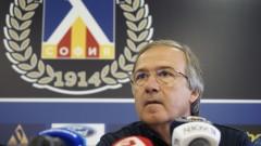 Георги Дерменджиев: Искам Левски с трайно участие в Европа, а не да отпада от Вадуц!