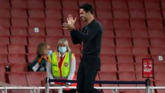 Шеф на Арсенал разкри бъдещето на Артета