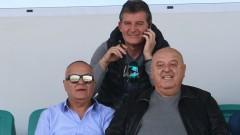 Венци Стефанов за Олимпиакос: Голям клуб, малки хора