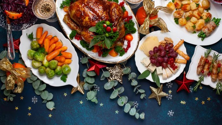 Как да не надебелеем по празниците
