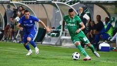 Марселиньо: Трудна победа, въпреки че контролирахме мача