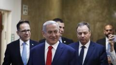 Нетаняху си осигури мнозинство в Кнесета