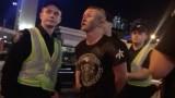 Маскирани нападнаха и раниха фенове на Ливърпул в Киев! (ВИДЕО)