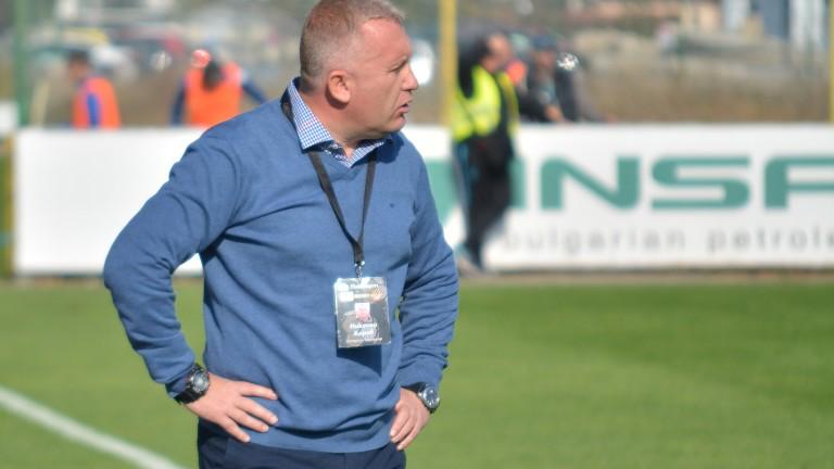 Николай Киров: Черно море е отборът с най-голям потенциал във втората осмица