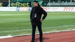 Александър Томаш: Пропуските не ме притесняват, доволен съм от всичко