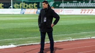 Александър Томаш: Апатия, разочарован съм! Има хора, които да преценят бъдещето ми в Берое