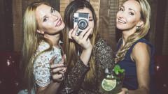 Женските компании издържат повече на купон от мъжките