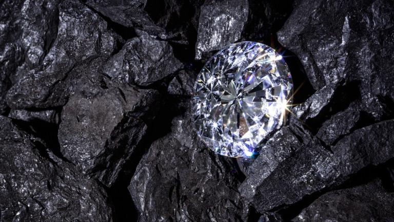 Диамантите са едни от най-редките полезни изкопаеми, известни с красотата,