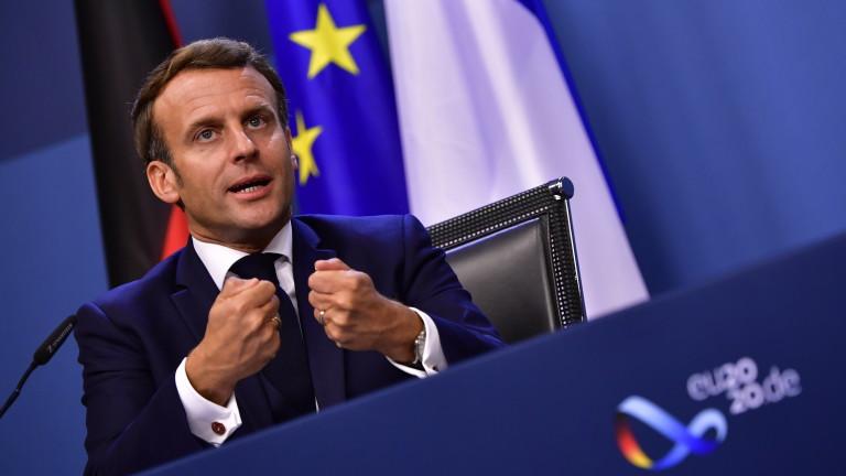 """Франция """"рестартира"""" икономиката си със 100 милиарда евро"""