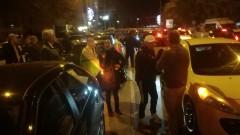 Поредни протести срещу високите цени на горивата блокираха пътища в страната