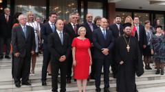 Радев: Една малка България са изградили сънародниците ни в Унгария