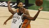 Милуоки изравни финалната серия в НБА срещу Финикс