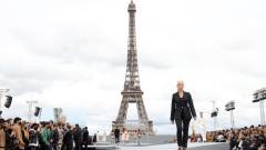 Холивуд дефилира в Париж