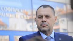"""Освободиха бившия шеф на """"Вътрешна сигурност"""" в МВР Стефчо Банков"""