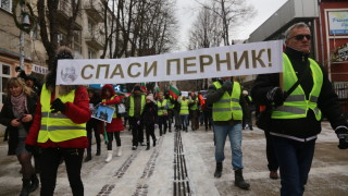 Перничани плашат с протести и в София заради водната криза