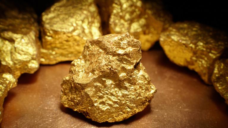 Експерти: Златото може да достигне историческите $2000 в следващите 5 месеца