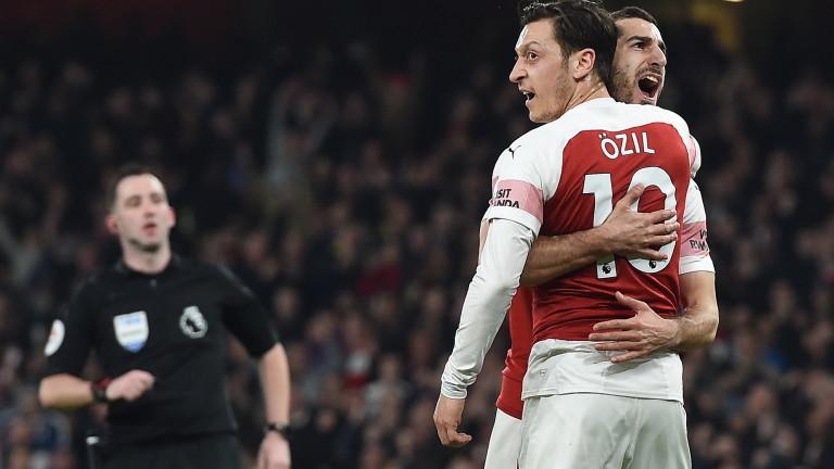 В Англия: Арсенал разкарва Месут Йозил и Мхитарян през лятото