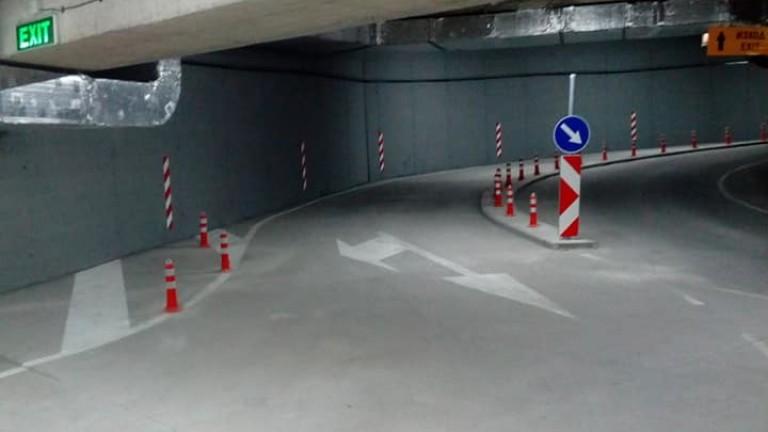 И утре паркингите при метростанциите са безплатни