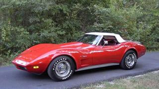 Райконен купи Corvette от Шарън Стоун