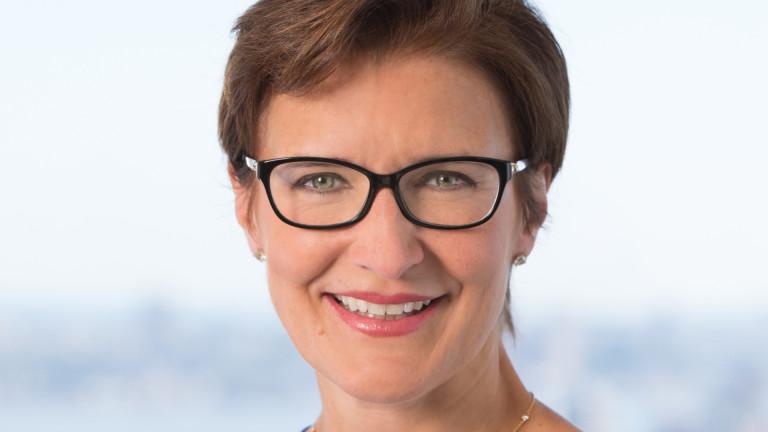За първи път в историята жена застава начело на една от най-големите американски банки