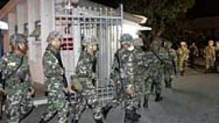 Арестуваха висши представители от сваленото управление на Тайланд