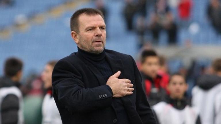 Младенов: В ЦСКА са ни възпитавали за победа и само победа, няма друг филм! На италианеца трябва да му обяснят някои работи!