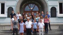 20 младежи започват обучение за военни лекари