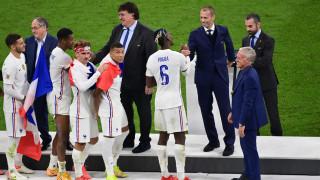 Дидие Дешан: Трофеят беше заложен на карта, футболистите ми са бойци