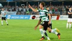 Марек Кузма влиза в историята на Черно море при гол срещу Лудогорец