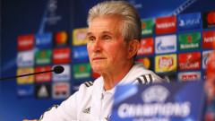 Хайнкес: Няма как да бъда притеснен от Реал