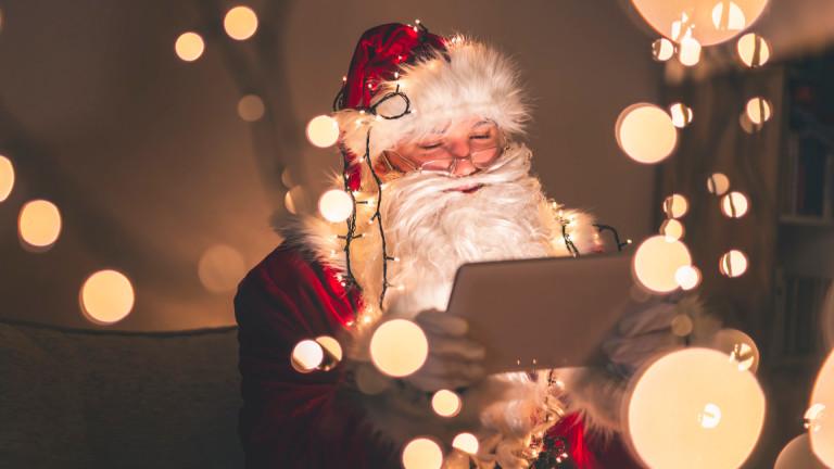 Ще раздава ли подаръци на децата Дядо Коледа