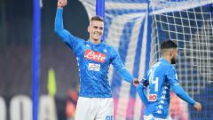 Наполи победи Сасуоло за Купата на Италия
