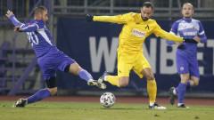 Симеон Славчев: Единственият ми хубав момент с Левски е голът срещу ЦСКА