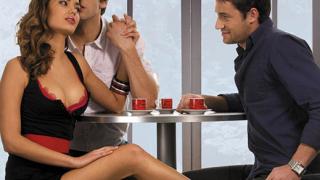 Мъжете, а не жените се влюбват от пръв поглед!