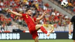 """Белгия и Португалия не се победиха, контузия за капитана на """"червените дяволи"""""""