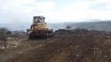 Прокуратурата се зае със загробения боклук в Червен бряг