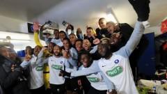 Отбор от Реюнион с бивши играчи на Левски и ЦСКА хвърли бомбата за Купата на Франция
