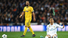 Пресилена дузпа спаси Реал от грандиозна издънка срещу вдъхновен Ювентус