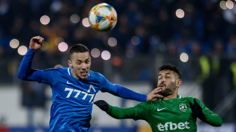 Важен играч на Левски се връща за ключовия мач със Славия
